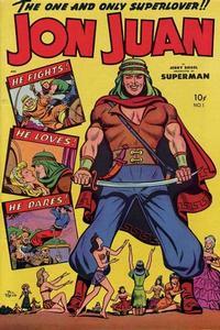 Cover Thumbnail for Jon Juan (Toby, 1950 series) #1