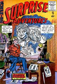 Cover Thumbnail for Surprise Adventures (Sterling, 1955 series) #3