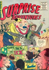 Cover Thumbnail for Surprise Adventures (Sterling, 1955 series) #5