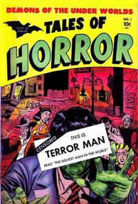 Cover Thumbnail for Tales of Horror (Toby, 1952 series) #1