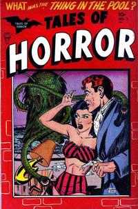 Cover Thumbnail for Tales of Horror (Toby, 1952 series) #2