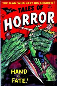 Cover Thumbnail for Tales of Horror (Toby, 1952 series) #5