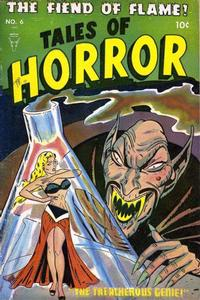 Cover Thumbnail for Tales of Horror (Toby, 1952 series) #6