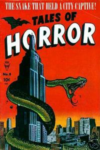 Cover Thumbnail for Tales of Horror (Toby, 1952 series) #8