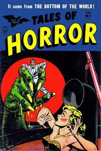 Cover Thumbnail for Tales of Horror (Toby, 1952 series) #9