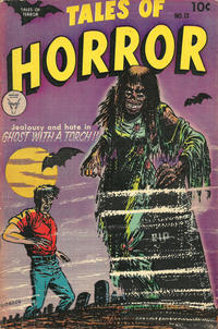 Cover Thumbnail for Tales of Horror (Toby, 1952 series) #13