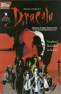 Cover Thumbnail for Bram Stoker's Dracula (Topps, 1992 series) #1