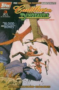 Cover Thumbnail for Cadillacs and Dinosaurs (Topps, 1994 series) #3 [Special Collectors Edition]