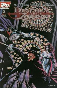 Cover Thumbnail for Dracula Versus Zorro (Topps, 1993 series) #2