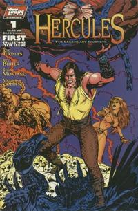 Cover Thumbnail for Hercules: The Legendary Journeys (Topps, 1996 series) #1