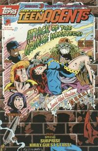 Cover Thumbnail for Jack Kirby's TeenAgents (Topps, 1993 series) #2