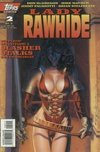 Cover Thumbnail for Lady Rawhide (Topps, 1995 series) #2
