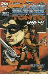 Cover Thumbnail for The Lone Ranger and Tonto (Topps, 1994 series) #1