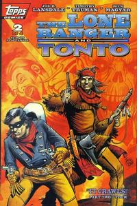 Cover Thumbnail for The Lone Ranger and Tonto (Topps, 1994 series) #2