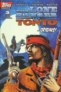 Cover Thumbnail for The Lone Ranger and Tonto (Topps, 1994 series) #3