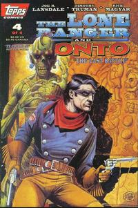 Cover Thumbnail for The Lone Ranger and Tonto (Topps, 1994 series) #4