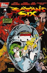 Cover Thumbnail for Satan's Six (Topps, 1993 series) #4