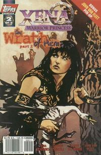 Cover Thumbnail for Xena: Warrior Princess: The Wrath of Hera (Topps, 1998 series) #2 [Art Cover]
