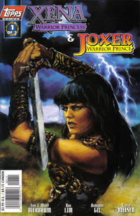 Cover Thumbnail for Xena: Warrior Princess/Joxer: Warrior Prince (Topps, 1997 series) #1