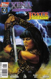 Cover Thumbnail for Xena: Warrior Princess / Joxer: Warrior Prince (Topps, 1997 series) #1 [Art Cover]