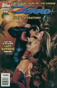 Cover Thumbnail for Zorro (Topps, 1993 series) #10