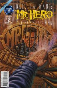 Cover Thumbnail for Neil Gaiman's Mr. Hero - The Newmatic Man (Big Entertainment, 1995 series) #2