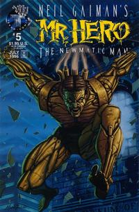 Cover Thumbnail for Neil Gaiman's Mr. Hero - The Newmatic Man (Big Entertainment, 1995 series) #5