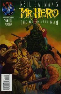 Cover Thumbnail for Neil Gaiman's Mr. Hero - The Newmatic Man (Big Entertainment, 1995 series) #6