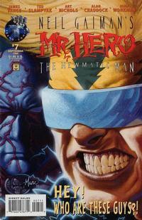 Cover Thumbnail for Neil Gaiman's Mr. Hero - The Newmatic Man (Big Entertainment, 1995 series) #7