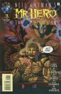 Cover Thumbnail for Neil Gaiman's Mr. Hero - The Newmatic Man (Big Entertainment, 1995 series) #8