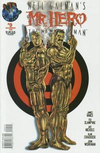 Cover Thumbnail for Neil Gaiman's Mr. Hero - The Newmatic Man (Big Entertainment, 1995 series) #9