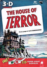 Cover Thumbnail for House of Terror (St. John, 1953 series) #1