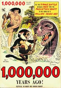 Cover Thumbnail for One Million Years Ago (St. John, 1953 series) #1