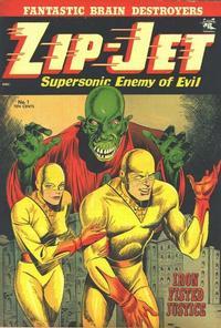 Cover Thumbnail for Zip Jet (St. John, 1953 series) #1