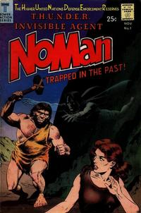 Cover Thumbnail for NoMan (Tower, 1966 series) #1