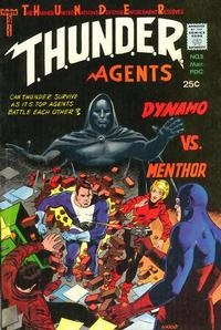 Cover Thumbnail for T.H.U.N.D.E.R. Agents (Tower, 1965 series) #3