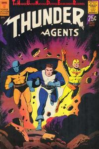 Cover Thumbnail for T.H.U.N.D.E.R. Agents (Tower, 1965 series) #12