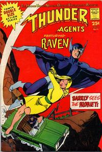 Cover Thumbnail for T.H.U.N.D.E.R. Agents (Tower, 1965 series) #14