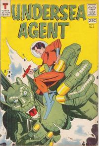Cover Thumbnail for Undersea Agent (Tower, 1966 series) #4