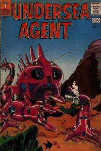 Cover Thumbnail for Undersea Agent (Tower, 1966 series) #5