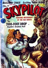 Cover Thumbnail for Skypilot (Ziff-Davis, 1950 series) #11