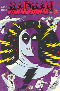 Cover Thumbnail for Madman (Tundra, 1992 series) #1