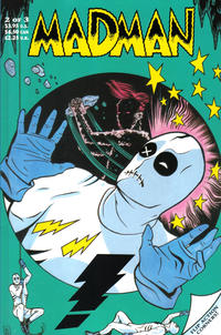 Cover Thumbnail for Madman (Tundra, 1992 series) #2