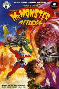 Cover Thumbnail for Mr. Monster Attacks (Tundra, 1992 series) #1