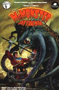 Cover Thumbnail for Mr. Monster Attacks (Tundra, 1992 series) #2