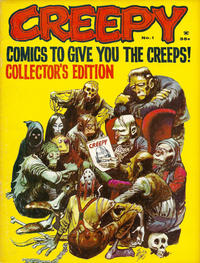 Cover Thumbnail for Creepy (Warren, 1964 series) #1