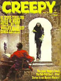 Cover Thumbnail for Creepy (Warren, 1964 series) #3