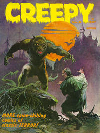 Cover Thumbnail for Creepy (Warren, 1964 series) #4