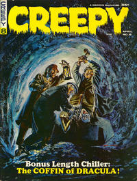 Cover Thumbnail for Creepy (Warren, 1964 series) #8