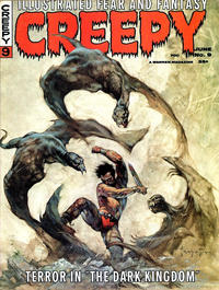 Cover Thumbnail for Creepy (Warren, 1964 series) #9